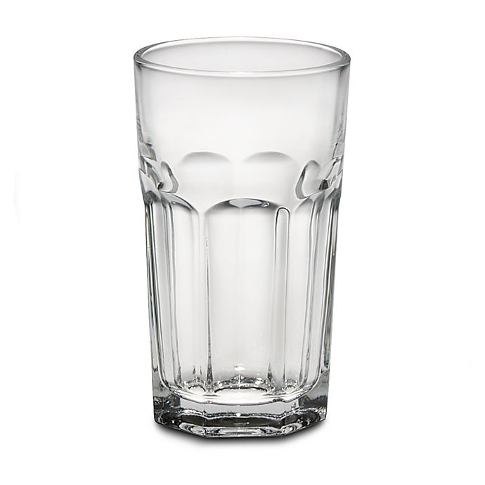 Libbey Gibraltar Juice Glass Bed, Libbey Gibraltar Iced Tea Glasses Set Of 12
