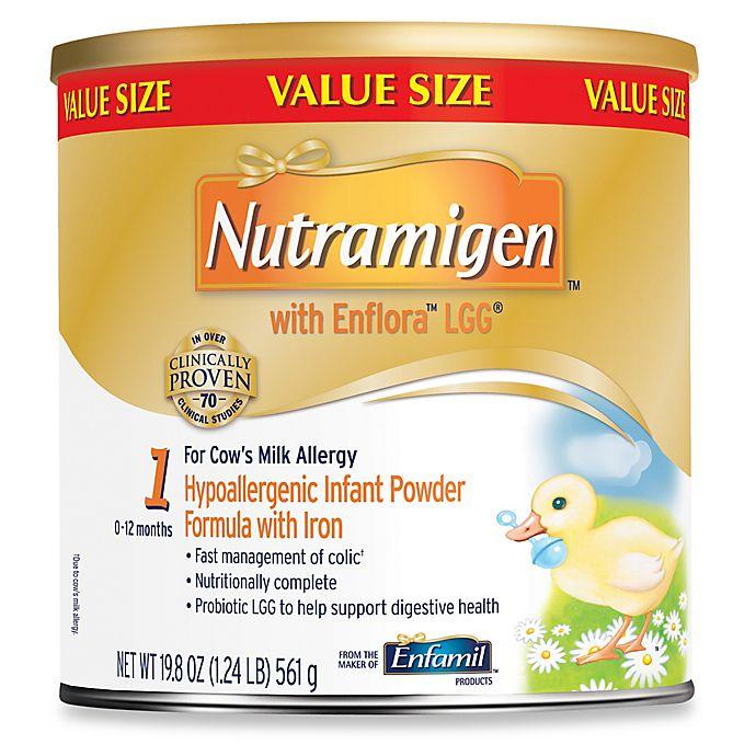 Alternate image 1 for Nutramigen® with Enflora™ LGG® 19.8 oz. Infant Powder Formula with Iron