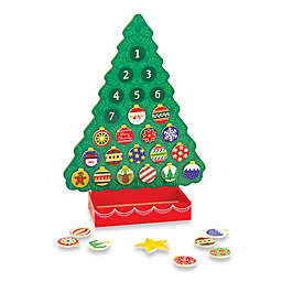 Melissa and Doug® Christmas Wooden Advent Calendar