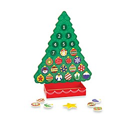 Melissa and Doug® Wooden Advent Calendar