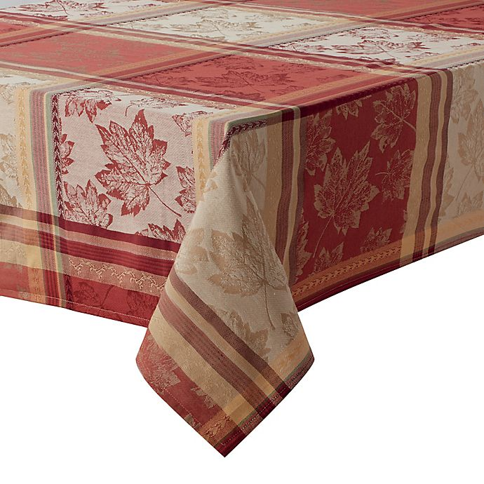 Alternate image 1 for Emerson Jacquard Tablecloth