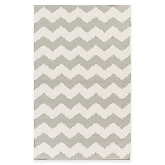 Alternate image 1 for Artist Weavers Vogue Collins 8-Foot x 10-Foot Area Rug in Grey