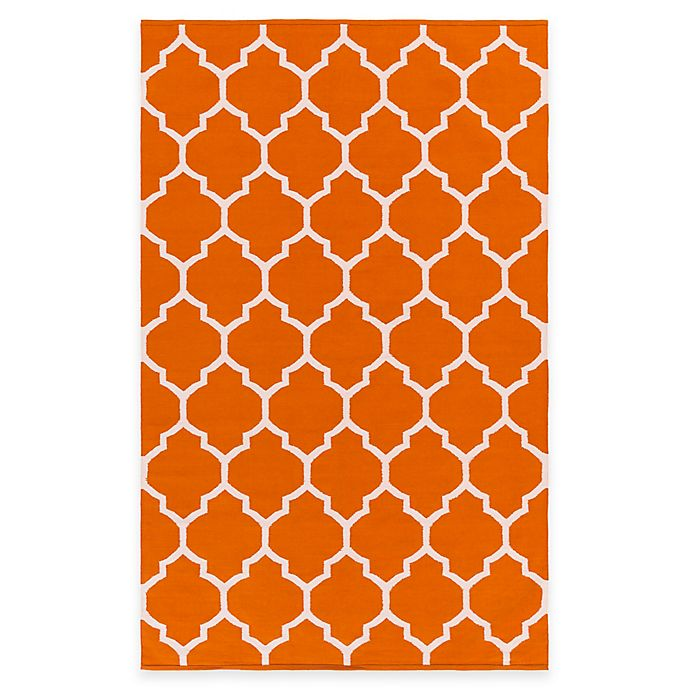 Alternate image 1 for Artist Weavers Vogue Claire 2-Foot x 3-Foot Accent Rug in Coral
