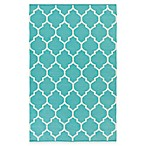 Artist Weavers Vogue Claire 8-Foot x 10-Foot Area Rug in Teal