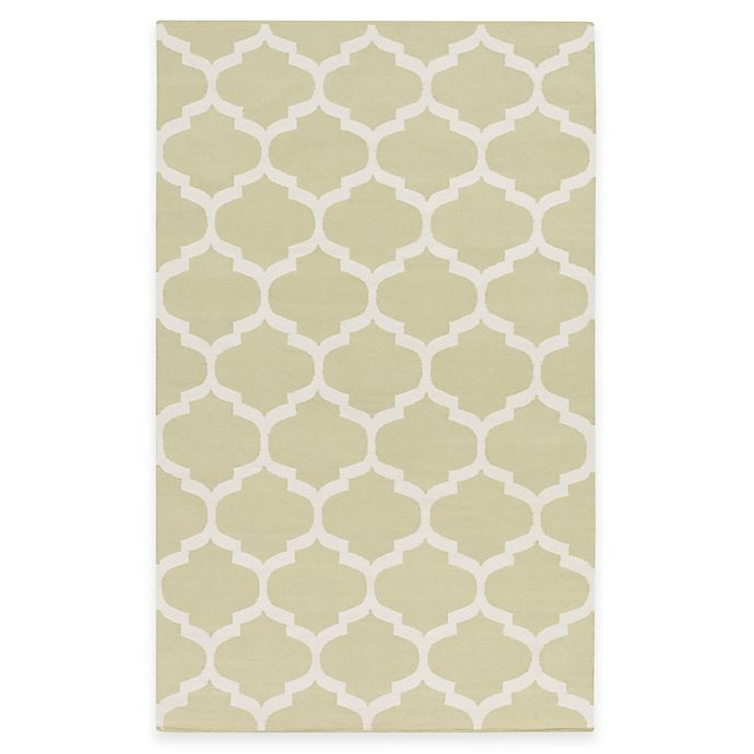 Alternate image 1 for Artist Weavers Vogue Everly 8-Foot x 10-Foot Area Rug in Green