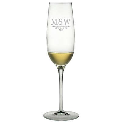 Susquehanna Glass Victoria Flutes (Set of 4)