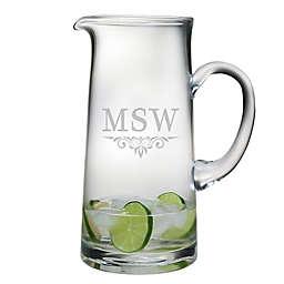 Susquehanna Glass Victoria Pitcher
