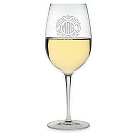 Susquehanna Glass Lace Wine Glasses (Set of 4)