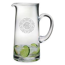 Susquehanna Glass Lace Pitcher