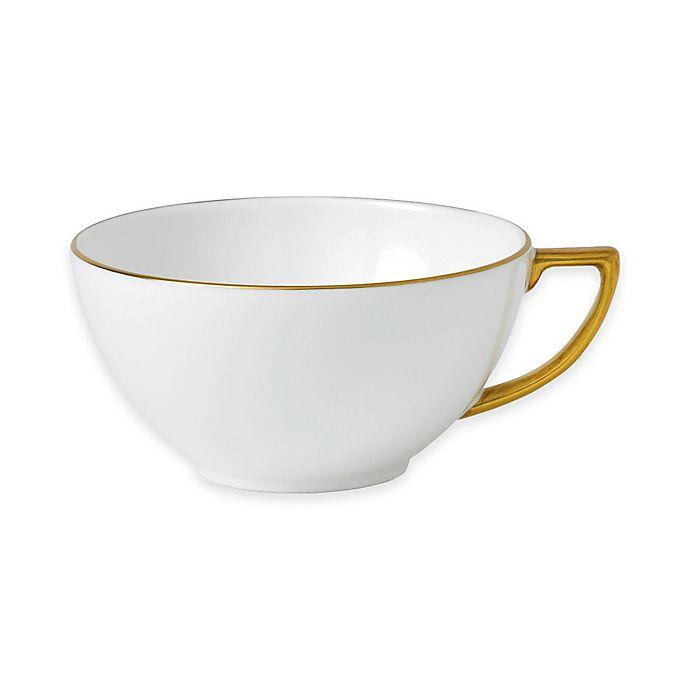 Alternate image 1 for Wedgwood® Jasper Conran Gold Teacup