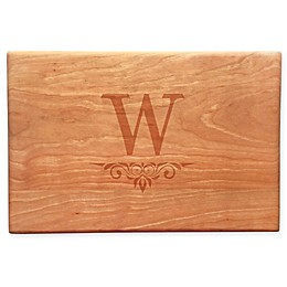 Susquehanna Glass Victoria Wood Cheese Board