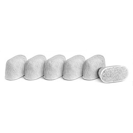 Breville® Charcoal Espresso Machine Water Filters (Set of 6)