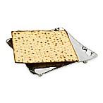 Classic Touch Tervy Beaded Matzah Tray