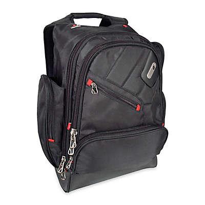 ful® Refugee Backpack in Black