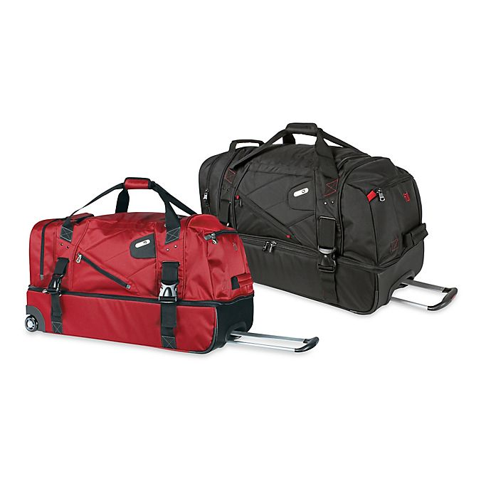 efe0f0b012ac ful® Tour Manager Deluxe Wheeled Duffle Bag   Bed Bath & Beyond