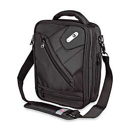 ful® Sidecar Messenger Bag in Black