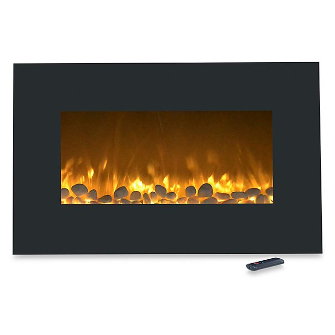Northwest Color Changing Electric Fireplace Heater In