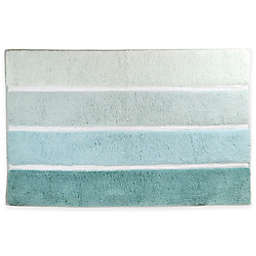 DKNY Highline Stripe Bath Rug