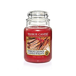 Yankee Candle® Sparkling Cinnamon Large Candle Jar