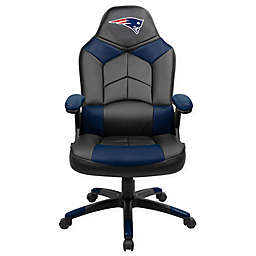 NFL New England Patriots Oversized Gaming Chair