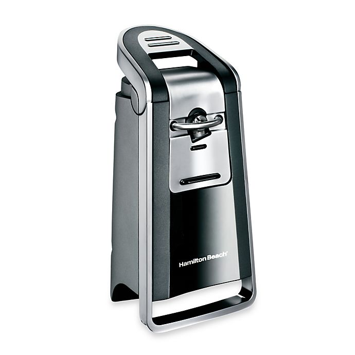 Alternate image 1 for Hamilton Beach® Smooth Touch Electric Can Opener