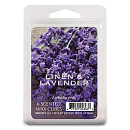 AmbiEscents™ Linens and Lavender 6-Pack Wax Fragrance Cubes