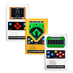 Classic Electronic Sports Handheld Games