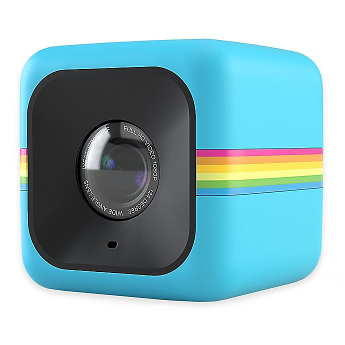 Alternate image 1 for Polaroid Cube Lifestyle POLC3X HD Lifestyle Action Camera