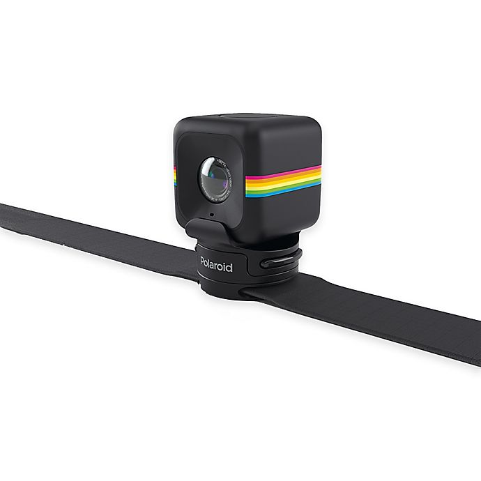 Alternate image 1 for Strap Mount for Polaroid Cube Lifestyle Action Camera