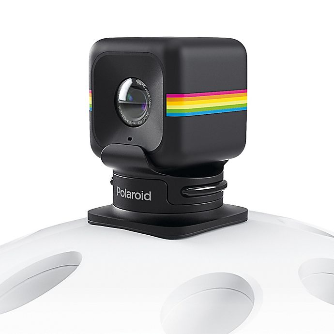 Alternate image 1 for Helmet Mount for Polaroid Cube Lifestyle Action Camera