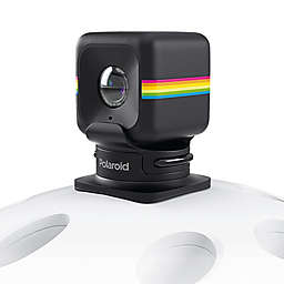 Helmet Mount for Polaroid Cube Lifestyle Action Camera