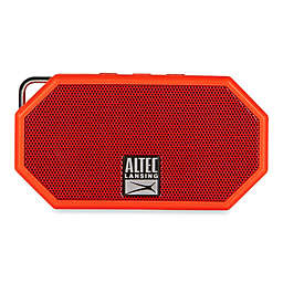 Mini H20 Waterproof Bluetooth® Wireless Speaker in Red