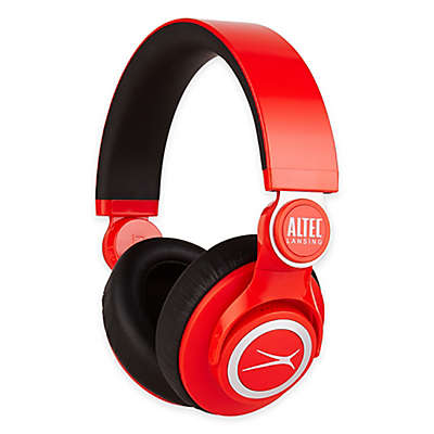 Altec Lansing Kickback DJ-Style Over-the-Ear Headphones