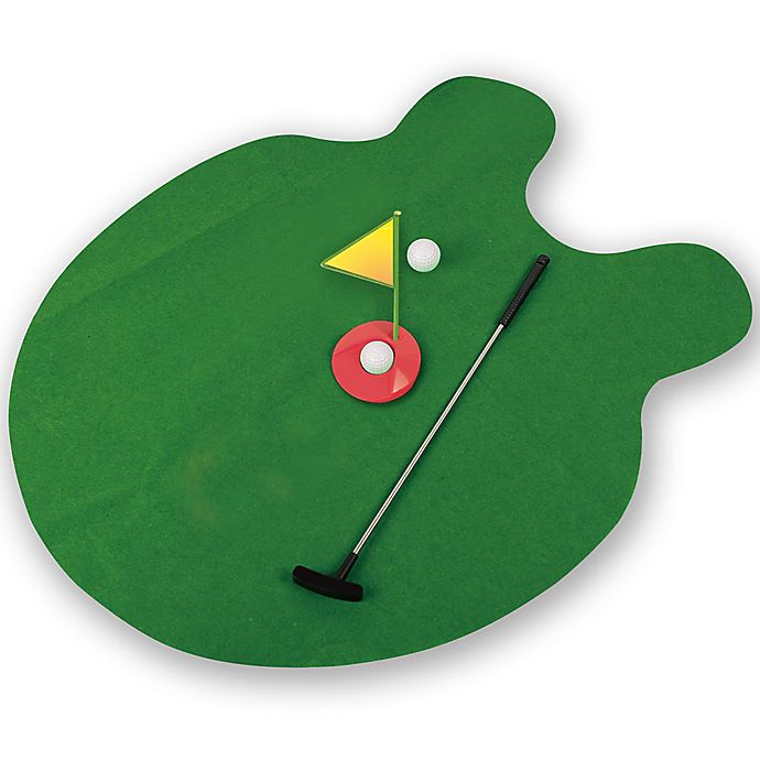 Alternate image 1 for Toilet Golf Potty Putter