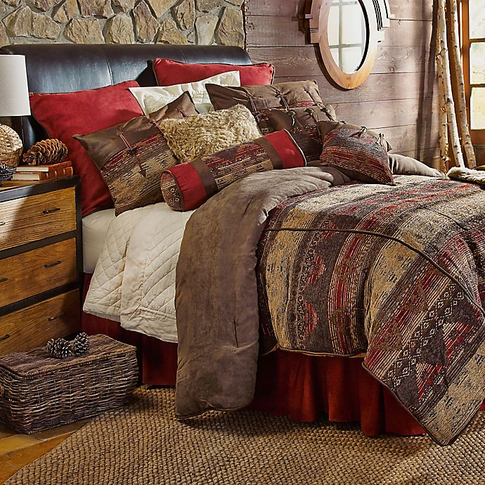Alternate image 1 for HiEnd Accents Sierra Comforter Set
