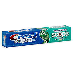 Crest® 6.2 oz. Complete Whitening Plus Scope Toothpaste