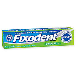 Fixodent 2.4 oz. Complete Denture Adhesive Cream in Fresh