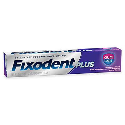 Fixodent® 2 oz. Plus Gum Care