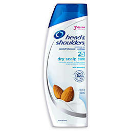 Head and Shoulders® 13.5 oz. 2-in-1 Shampoo and Conditioner Dry Scalp Care with Almond Oil