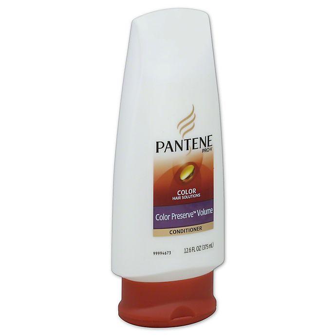 Alternate image 1 for Pantene Pro-V 12 fl. oz. Color Preserve Volume Conditioner