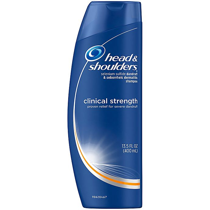 Alternate image 1 for Head and Shoulders® 13.5 oz. Clinical Strength Dandruff Shampoo