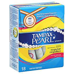 Tampax Pearl 18-Count Regular Scented Tampons