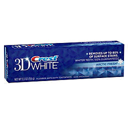 Crest® 3D White® 5.5 oz. Whitening Toothpaste in Artic Fresh
