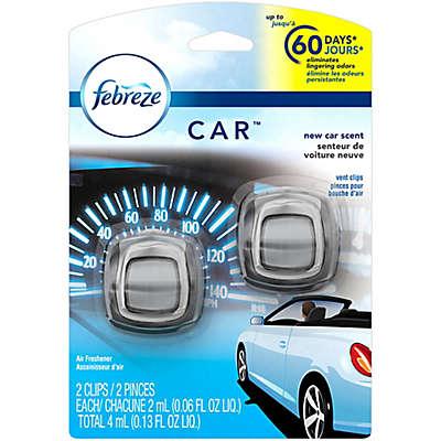 Febreze® 2-Count Car Vent Clip in New Car