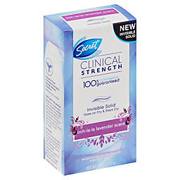 Secret® Clinical Strength 1.6 oz. Invisible Solid Antiperspirant Deodorant in Ooh-La-La Lavender