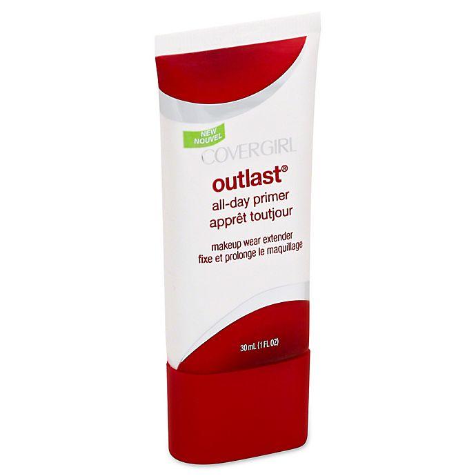 Alternate image 1 for CoverGirl® Outlast® All-Day Primer