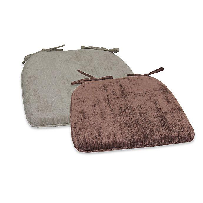 Concord Memory Foam Chair Pad Bed Bath Amp Beyond
