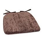 Concord Memory Foam Chair Pad in Java
