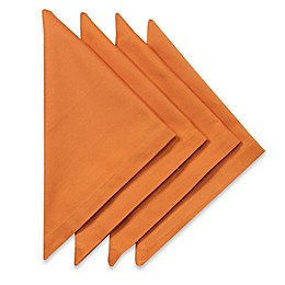 Solid Buffet Napkins (Set of 4)