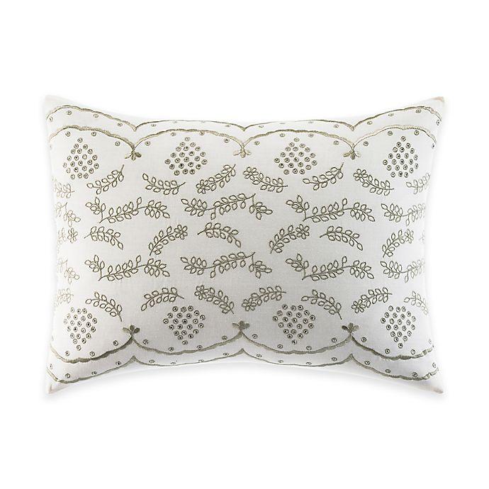 Laura Ashley 174 Raeland Oblong Throw Pillow Bed Bath Amp Beyond